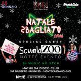 Diretta - Sabato 26.01.19 - Natale Sbagliato - Mathilda Disco Club