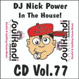 Nick Power - In The House Vol.77
