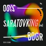 Saratovking - Huligan bar Tech house mix (25.11.2016)