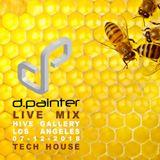 Live Mix 07.17.2018  (Tech House)
