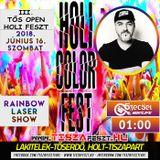 2018.06.16. - III. Tős Open & Holi Color Fesztivál, Lakitelek - Saturday