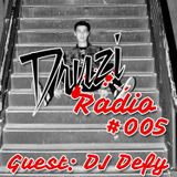 Druzi Radio #005 - Guest mix by DJ Defy