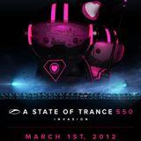 Lange - Live @ A State of Trance 550 (London, UK) - 01.03.2012 - www.LiveSets.at
