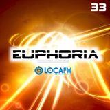 EUPHORIA ep.33  04-02-2015 (Loca FM Salamanca) DJ Correcaminos