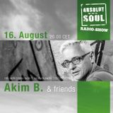 Absolut Soul Show /// 16.08.17 on SOULPOWERfm