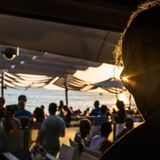 Danny O : Ibiza Daze 85 : October Sunset From Cafe Mambo, Ibiza.