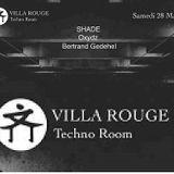 Bertrand Gedehel DJ Set 28.05.16 @ Techno Room Villa Rouge