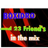 BOXIDRO AND 23ga FRIEND'S IN THE MIX VINYLMIX