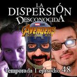 La Dispersión Desconocida programa 48