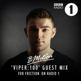 BMotion (Viper Recordings) @ Rockwell sits in for DJ Friction Radio Show, BBC Radio 1 (14.02.2017)