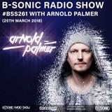 B-SONIC RADIO SHOW #261 by Arnold Palmer