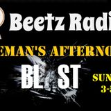 LeeMans Afternoon Blast Show 8th Feb 2015. Live 3-5pm GMT from beetzradio.com