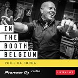 In The Booth Belgium - Phill Da Cunha