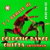 Eclectic Dance @ CHITTA Amsterdam