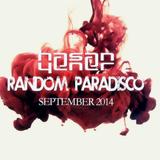 Hasan Yener - Random Paradisco Podcast Series #003