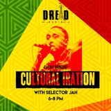 Dread Radio in August(Cultural Iration radio show)