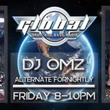 DJ OMZ Global DNB Debut Set 08/09/2017