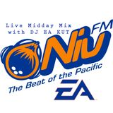 NIU FM MIX 07.04.14 (mini mix) - DJ EA KUT