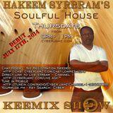 Hakeem Syrbram's Soulful House Keemix Show - 07-13-2017 - 3rd Anniversary Part 1