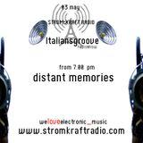 Distant Memories at Italiansgroove Radio Show #11