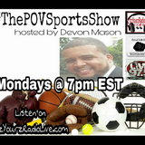 The POV Sports Show (6-12-17) NBA Finals, NHL Finals, Boxing, NFL Talk