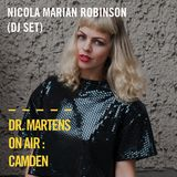 Nicola Marian Robinson (Dj Set) | Dr. Martens On Air : Camden