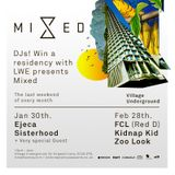 LWE Mixed DJ competition – Delatix