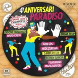 Discos Paradiso Hard Crew @ Moog 4rt aniversari PART1.1