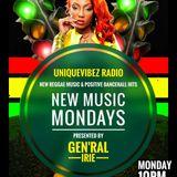 Gen'ral Irie - New Music Monday 01 04 19
