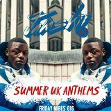 JAMSKIIDJ - Friday Vibes Week 16   Summer UK Anthems   June 2018