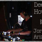 Dj Jorge Arizaga - Mix Previous Deep House 2015