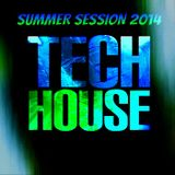Summer Session 2014 Tech - House (DJ K.O.M)