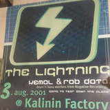 Kemal & Rob Data - Live @ The Lightning - August 3rd 2001, Kalinin Factory, Tallinn, Estonia