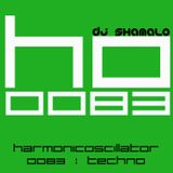 HarmonicOscillator#0083 : Techno