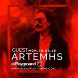 ArtemHs @ Jovial Transmission - Radio Must Athens 19/2/2018