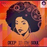 Dead as Disco & Chris Vega - Deep in my Soul Vol1