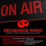 MARK CAVA - DECADANCE RADIO -  23/24 JUNE 2017