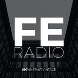 Firts Ear Radio 097 + InstantVintage