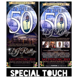 DJ RATTY Big 50th - SPECIAL TOUCH