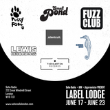 Lewis Recordings Takeover with Skinshape (18/06/2019)
