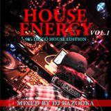 House Energy Vol.1 (90's Disco House Edition)