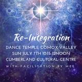Re-Integration ~ Shamanatrix live at Dance Temple Comox Valley