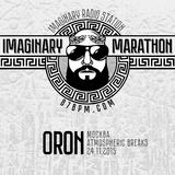 Imaginary Marathon. Day2. Dj Oron live @ www.87bpm.com