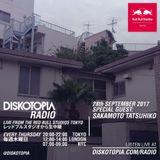 Diskotopia Radio 28th September 2017 w/ Sakamoto Tatsuhiko