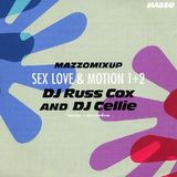 Mazzo MixUp 09 | Sex Love & Motion CD2 by DJ Cellie (1997)