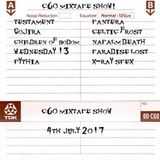 The C60 Mixtape Show 4th July 2017