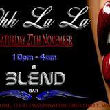 DJ Stickman - Ohh La La @ Blend Bar 27.11.10 Promo CD