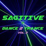 Sagitive @ Dance 2 Trance vol.2 (Rebel Garden Cafe, Chorzow 09.06.2018)
