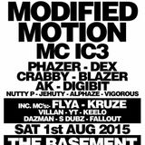 Modified Motion & IC3