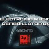 MARTINEZ - Electronic Music Defibrillator 04 Techno @ Alter Ego Szczecin
